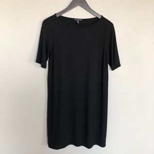 EILEEN FISHER Stretch T-Shirt Dress